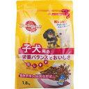 マ−スジヤパンリミテッド ペディグリー ドライ 子犬用の栄養バランスとおいしさ 旨みチキン&緑黄色野菜入り 1.8kg