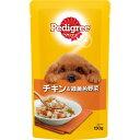 マ-スジヤパンリミテッド ペディグリー パウチ スープタイプ 成犬用 チキン&緑黄色野菜 130g