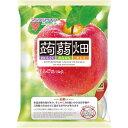 マンナンライフ 蒟蒻畑 りんご味 25g×12