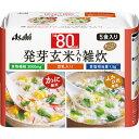 アサヒグループ食品株式会社 リセットボディ 豆乳カニ雑炊&豆乳フカヒレ雑炊 5食