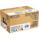サントリーフーズ PREMIUM MORNING TEA レモン ケース 550ml×24