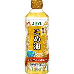 J−オイルミルズ AJINOMOTO 健康こめ油 600g