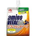 味の素アミノバイタル ゼリードリンク リフレッシュチャージ180g