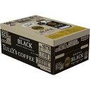 伊藤園 TULLY'S COFFEE BARISTA'S BLACK 390ml×24本