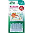 サンスター ガム・ソフトピック 無香料 サイズSSS〜S 40本入