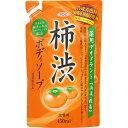 渋谷油脂 SOC 薬用柿渋ボディソープ詰替 450ml(医薬...