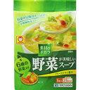 東洋水産 マルちゃん 野菜が美味しいスープ 中華風 5P