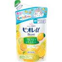 花王 ビオレu フレッシュシトラスの香り つめかえ用 380ML【kao_hit】