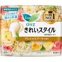 花王 ロリエ きれいスタイル スパークリングフルーツの香り 72個