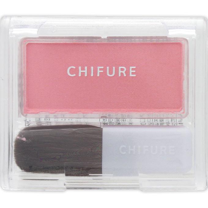 ちふれ化粧品 チーク カラー(ブラシ付) 140 ピンク系 140