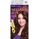 Wella AG ウエラトーン ツープラスワン クリーム 6CB 60g+60ml(医薬部外品)