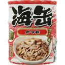 アイシア 海缶ミニ かつお 60g×3P