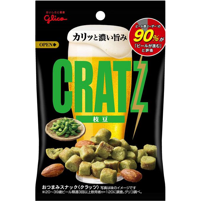 江崎グリコクラッツ(枝豆)42g