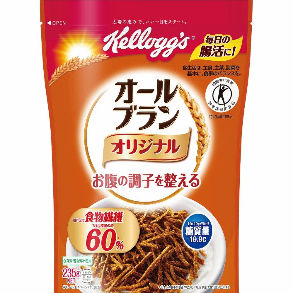 日本ケロッグ オールブラン 袋 235g