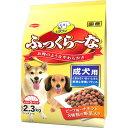 日本ペットフード ビタワン ふっくらーな 成犬用 2.3kg