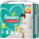 P&Gジャパン パンパース 卒業パンツ ビッグ 32枚