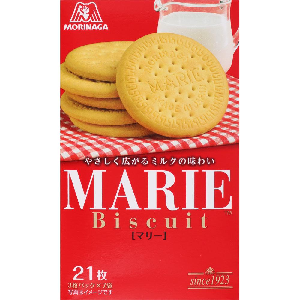森永製菓 マリー 21枚の商品画像