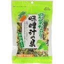藤沢商事 野菜たっぷり味噌汁の具 65g