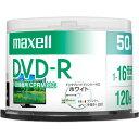 ��Ω�ޥ����� DVD-RVIDEO�ۥ磻�ȥǥ����� CPRM�б� DRD120PWE��50