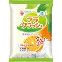 マンナンライフ マンナンライフ 蒟蒻畑ララクラッシュ オレンジ味 24g×8