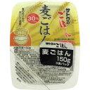 佐藤食品工業 麦ごはん 150g×3