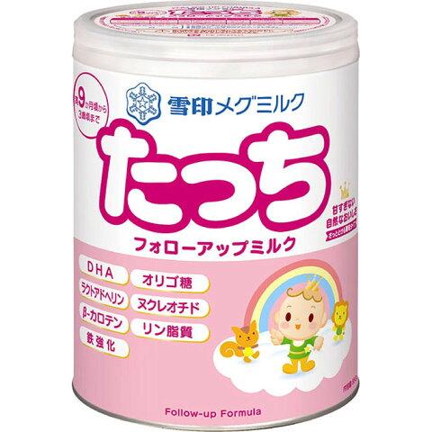 雪印乳業 雪印メグミルク たっち 大缶 850g
