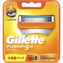 P&Gジャパン ジレット フュージョン5+1 替刃8個