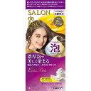 ダリヤ サロンドプロ 泡のヘアカラー・エクストラリッチ(白髪用) 4GBグレーブラウン 50g+50g(医薬部外品)