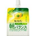 ポッカコーポレーション キレートレモン 朝バランスゼリー 180gx6