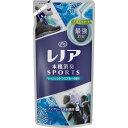 P&Gジャパン レノア本格消臭 スポーツフレッシュシトラスブルーの香り(つめかえ用) 450ml