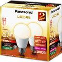 樂天商城 - パナソニック LED電球 E26口金(一般電球広配光タイプ) LDA8LGK60ESW