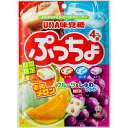 ユーハ味覚糖 ぷっちょ袋 4種アソート 98g