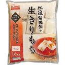 アイリスオーヤマ 低温製法米の生きりもち 1.8kg...