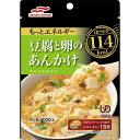 マルハニチロ もっとエネルギー 豆腐と卵のあんかけ 100g