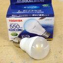 業界最高の100lm/wを超える効率と明るさを実現新製品 東芝 LED電球「ミニクリプトン形5.4W」明るさ重視タイプ 白色相当 LDA5N-E17【setsuden_led】