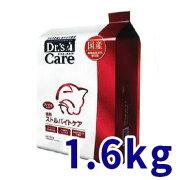 【C】ドクターズケア 猫用 ストルバイトケア フィッシュテイスト1.6kg(400gx4袋)