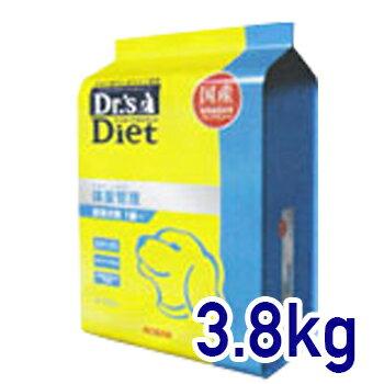 ドクターズダイエット 犬用体重管理(肥満犬用) 3.8kg