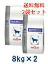 ロイヤルカナン犬用 セレクトプロテイン(ダック&タピオカ)8kg(2袋セット)【あす楽_土曜日営業】