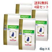 【C】ロイヤルカナン猫用 phコントロール1 (URINARY1 S/O) 4kg(4袋セット)