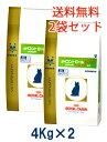 【最大500円OFFクーポン】ロイヤルカナン猫用 phコントロール2 フィッシュテイスト 4kg (