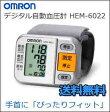 オムロン デジタル自動血圧計 HEM-6022 手首式 OMRON 送料無料【smtb-TK】_P01Jul16