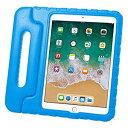 iPadPro10.5インチ衝撃吸収ケース青 PDA-IPAD1105BL サンワサプライ PDA-IPAD1105BL