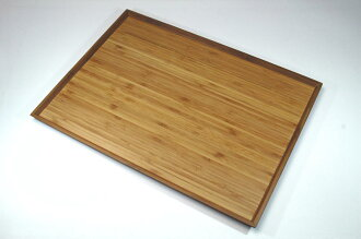 """Shiraki painted bamboo laminated wood Longhorn trays (large)'"
