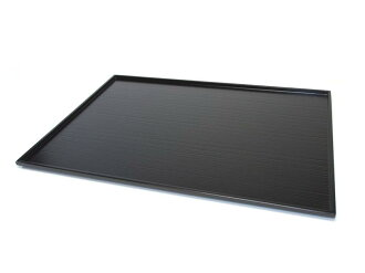 """One Shaku 3 dimensional surface take Longhorn tray black lines '"