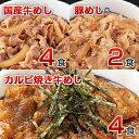 【松屋】人気丼ぶり詰め合わせセット(10食入)