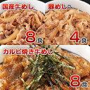 人気丼ぶり詰め合わせセット(20食入)