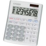 CITIZEN「西铁城」 8位迷你写字台型计算器DM80[CITIZEN「シチズン」  8桁ミニデスク型電卓  DM80]
