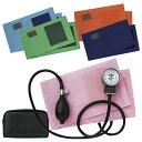ショッピング血圧計 カラーアネロイド血圧計 No.500 0500B024(ピンク) 1台 ケンツメディコ 24-5171-03