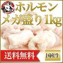 松良 黄金のホルモン 1kg てっちゃん テッチャン モツ鍋・バーベキュー(BBQ) 焼肉