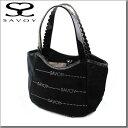 サボイ(SAVOY)新作 バッグ ベロアラインストーン付き ハンド27sm14430302